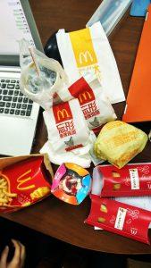 《8th Jan 近期饮食与腐败》