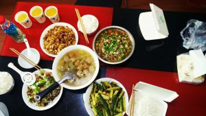 《本周在LIT的饮食》